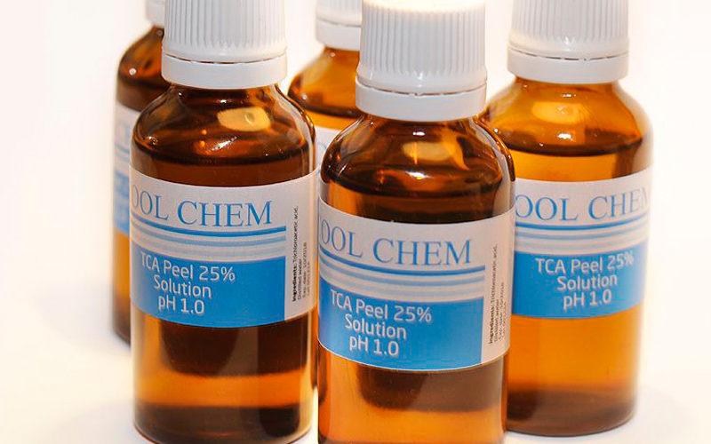 acide trichloro-acétique Dr pelletier Marseille Aubagne